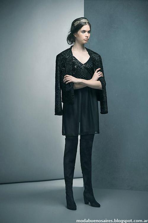 Moda invierno 2015 Doll Store ropa de mujer.