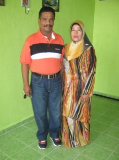 ~ daddy n mummy ~