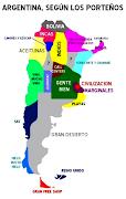 DESCUBRIR EL MAPA DE ARGENTINA. mapa argentina