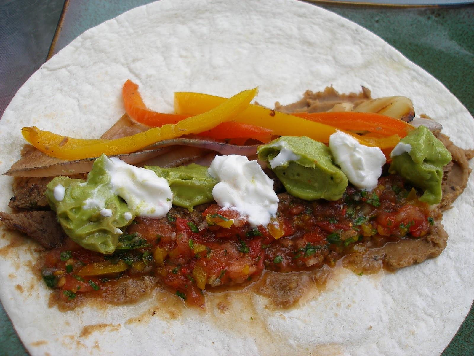 delicious & nutritious: Grilled Carne Asada