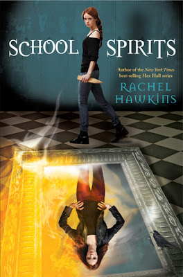 Hex Hall spin-off #1 - School Spirits
