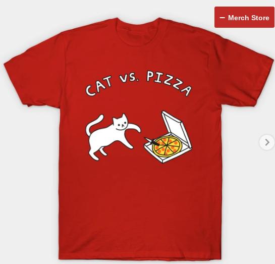CATS vs.PIZZA