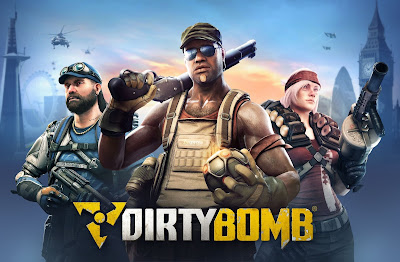 Dirty Bomb wallpaper