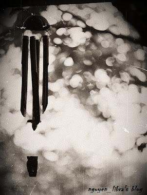 Góc tâm hồn, chuông gió