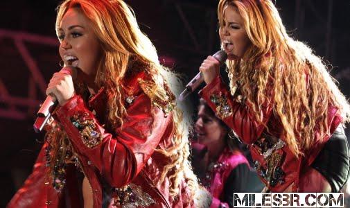 Miley Cyrus no Brasil!