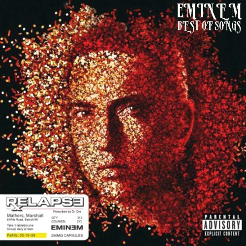 Baixar CD  Eminem – Best Of Songs (2012)
