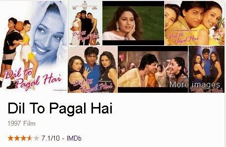 Dil To Pagal Hai - Film India (Bollywood) Terbaik Dan Terpopuler Sepanjang Masa