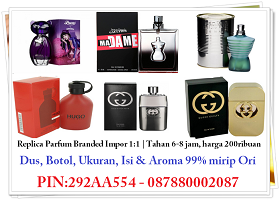 PARFUM BRANDED REPLIKA