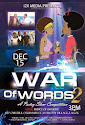 War of Words Season 2.......!!!!!