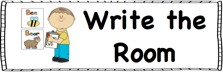 Ms. Makinson: Free Spring Themed Write the Room