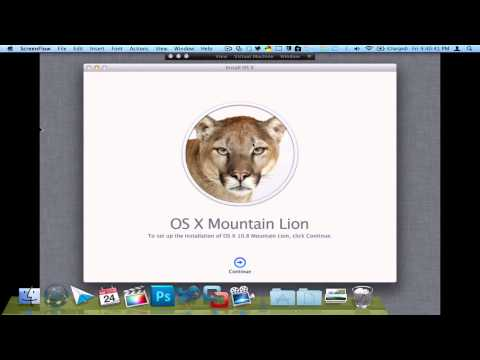 macos  Reinstalling Mac OS X without original disc