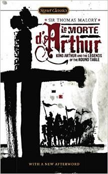 http://www.amazon.com/Morte-DArthur-Arthur-Legends-Classics/dp/0451531493/ref=sr_1_3?s=books&ie=UTF8&qid=1425916440&sr=1-3&keywords=le+morte+d%27arthur