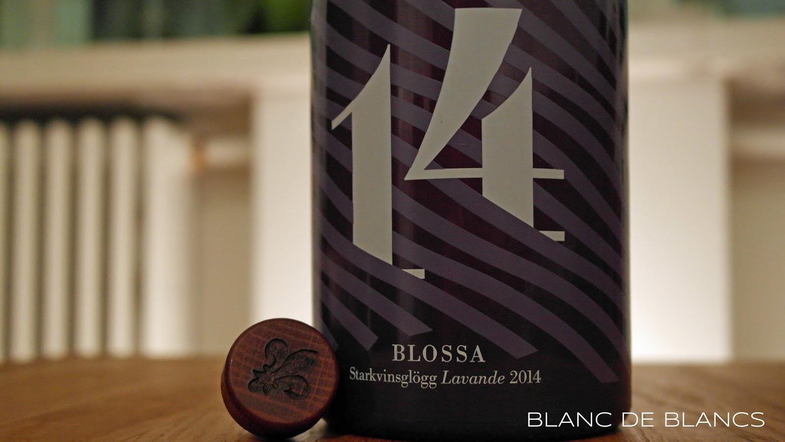 Blossa 14 Lavande - www.blancdeblancs.fi