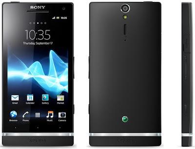 Harga dan Spesifikasi Sony Xperia S Terbaru 2012