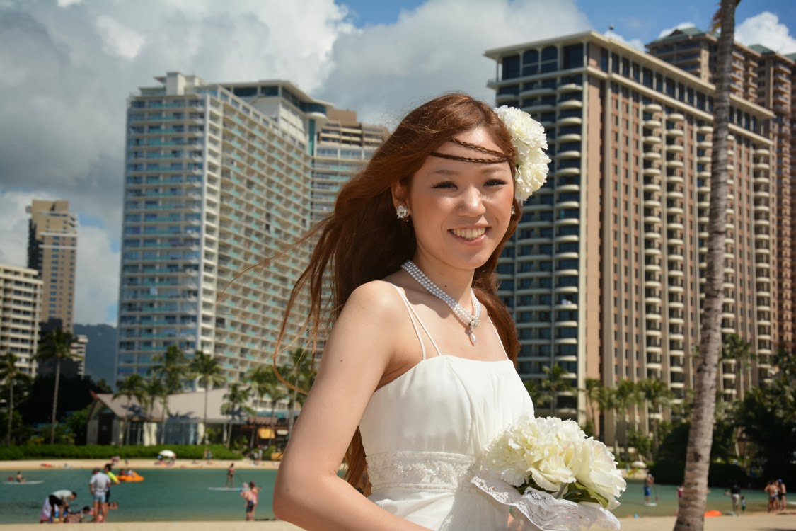 Bride from Japan