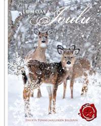 Lumoavaa Joulua-kirjan ennakkotilaus