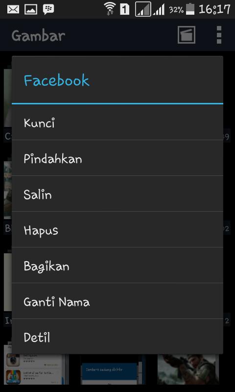 Cara Memberikan Kunci Password Pada Foto Android