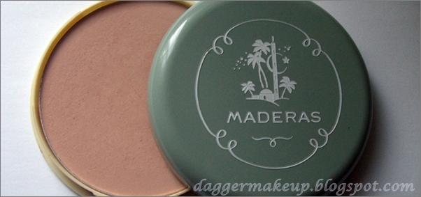 Polvo-Crema de Maderas