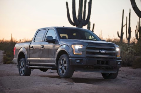 "First Truck Customer of ""You Test"" Campaign Puts 2015 F-150 to the Test"