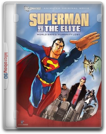 Superman vs. The Elite (2012) DVDRip Español Latino