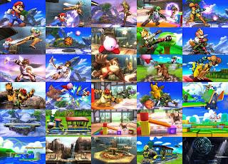 super smash bros for 3ds and super smash bros for wii u screen 4 E3 2013   Super Smash Bros. For 3DS & Super Smash Bros. For Wii U   Logo, Artwork, Concept Art, Screenshots, & Trailers