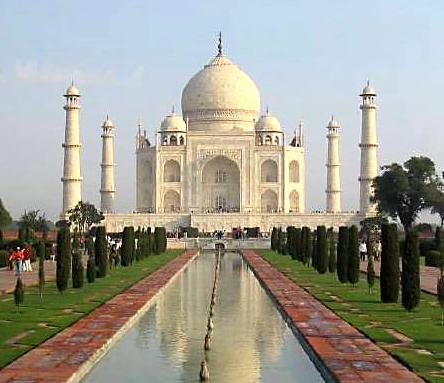 Taj Mahal History - There are