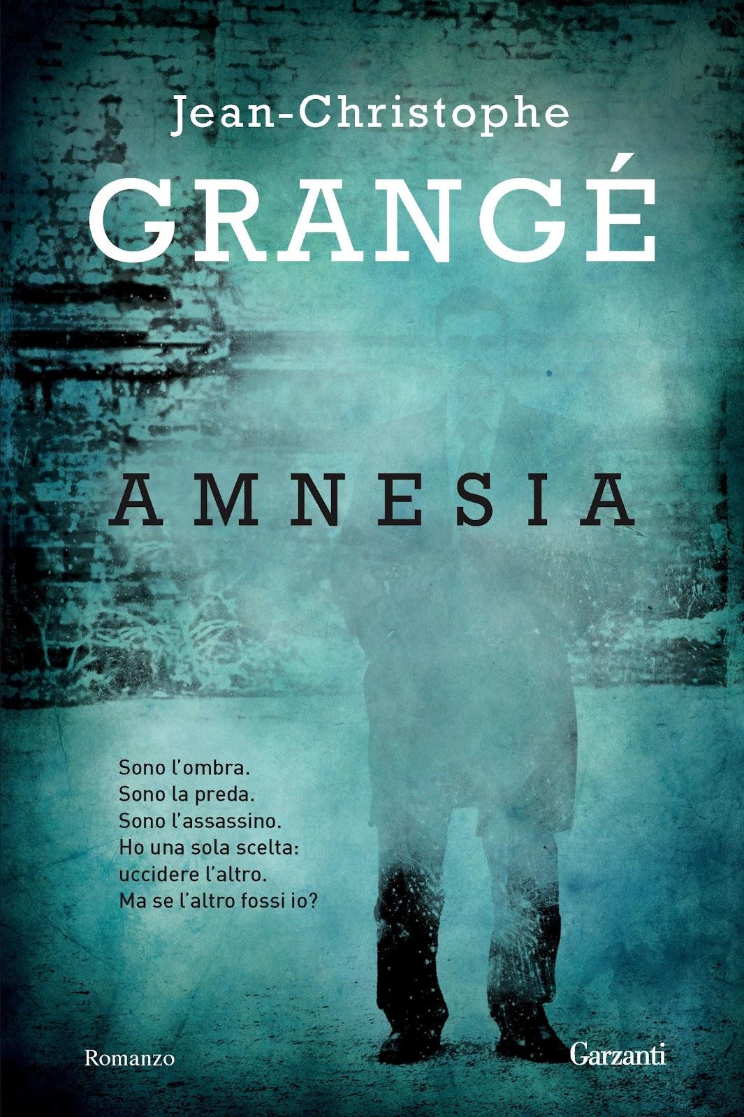 Amnesia jean christophe grang 50 50 thriller - Grange jean christophe prochain livre ...