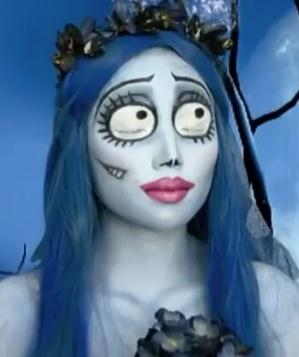 How-To\'s for Creepy Halloween Make-up!   The Roaming Gypsy Angel