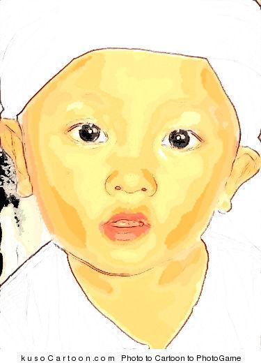 foto kita atau foto siapapun dapat dirubah menjadi foto kartun lukisan
