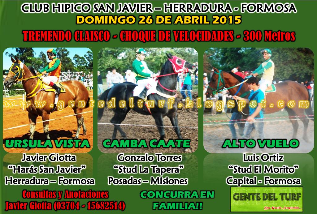 Herradura 26-04 Mas