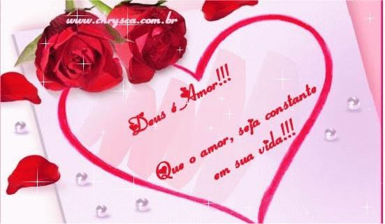 Mensagens e Frases de Amor com Lindas Imagens Romanticas