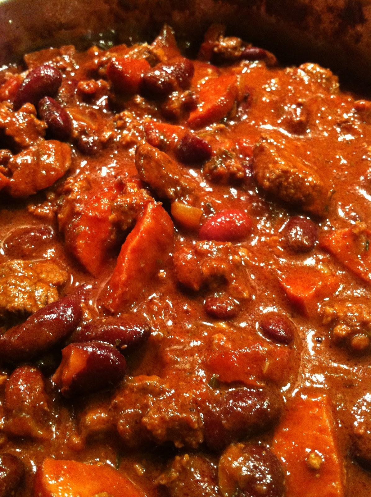 Jessi Kocht Backt Chili Con Carne Mit Schokolade Und Bier