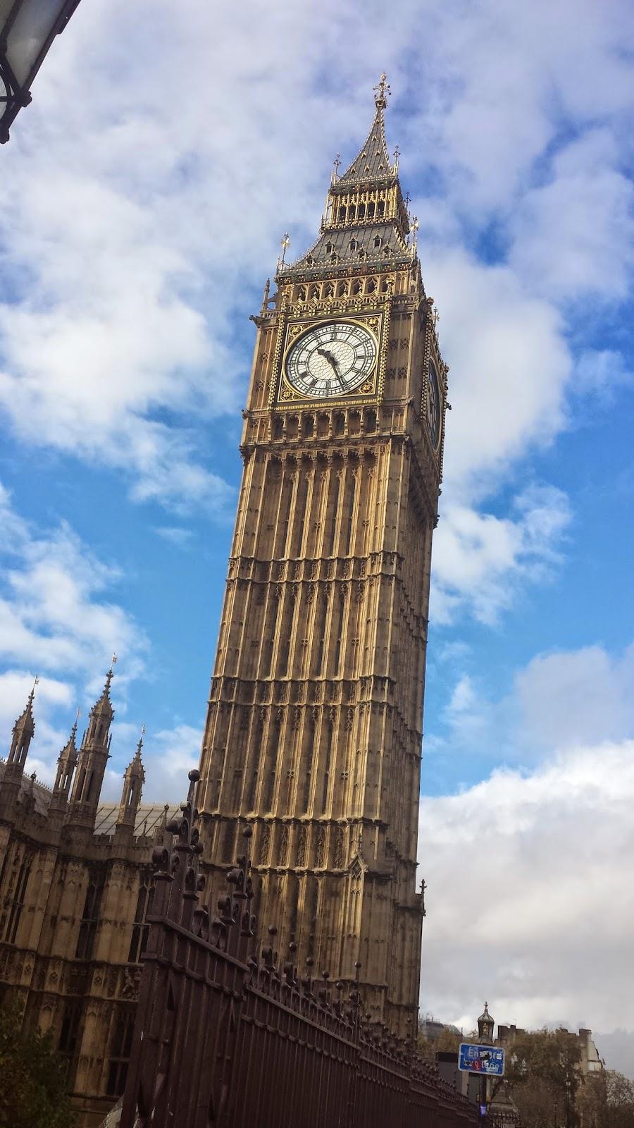 BigBen - London Honeymoon