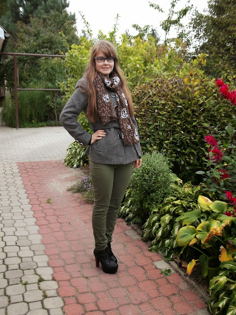OOTD: Hello Autumn!