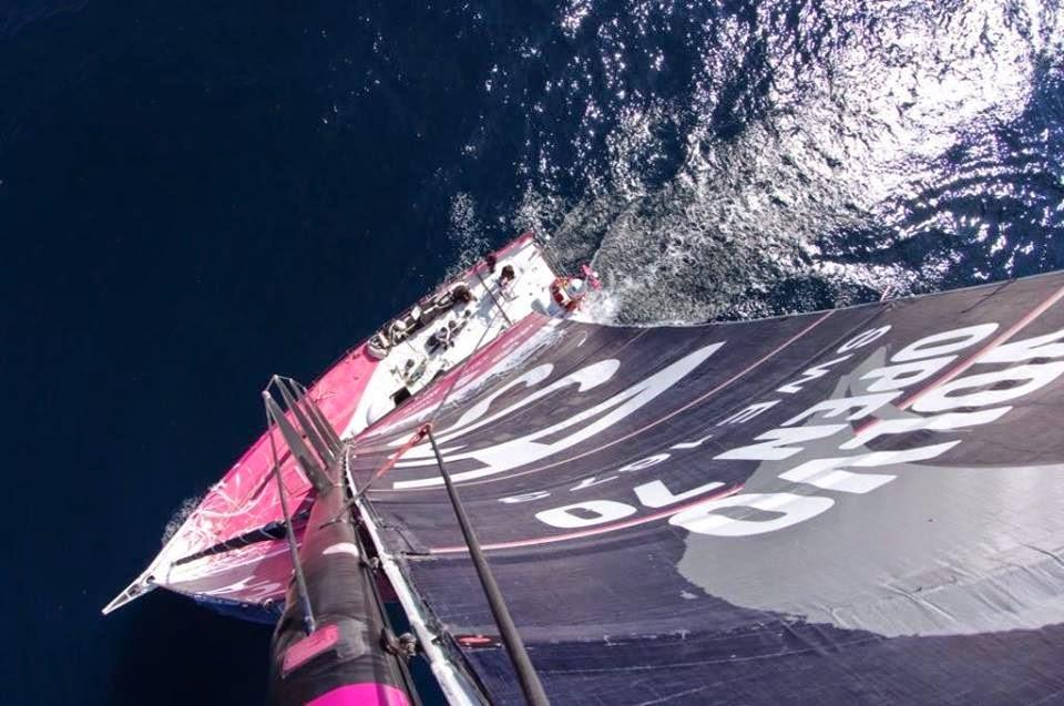 SFS II de Lionel Péan au départ des 900 Nautiques.