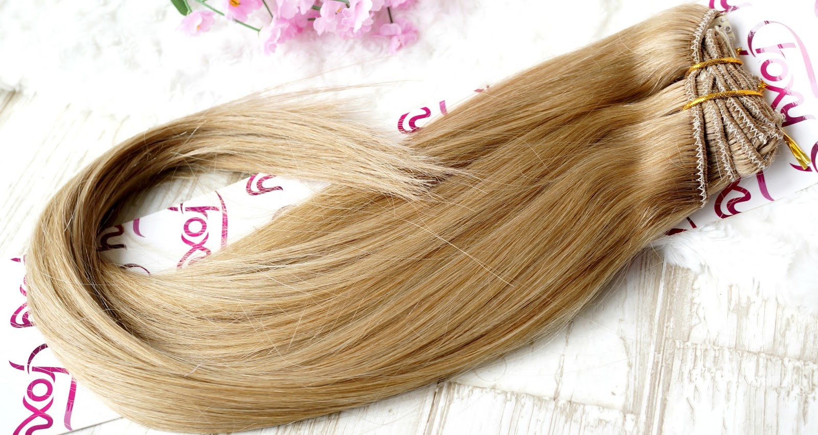 Birds Words Beauty Fashion Lifestyle Foxy Hair Clip In Extensions