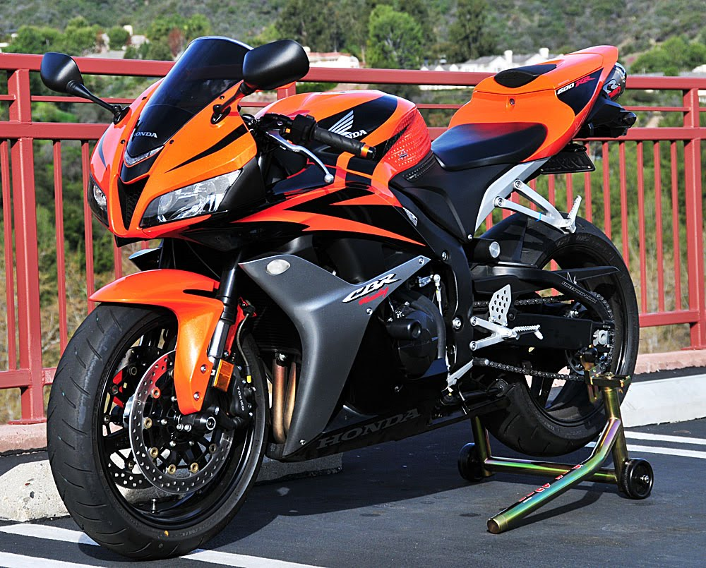 2008 honda cbr600rr motorcycle - photo #41