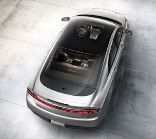 2013 Lincoln MKZ glass roof
