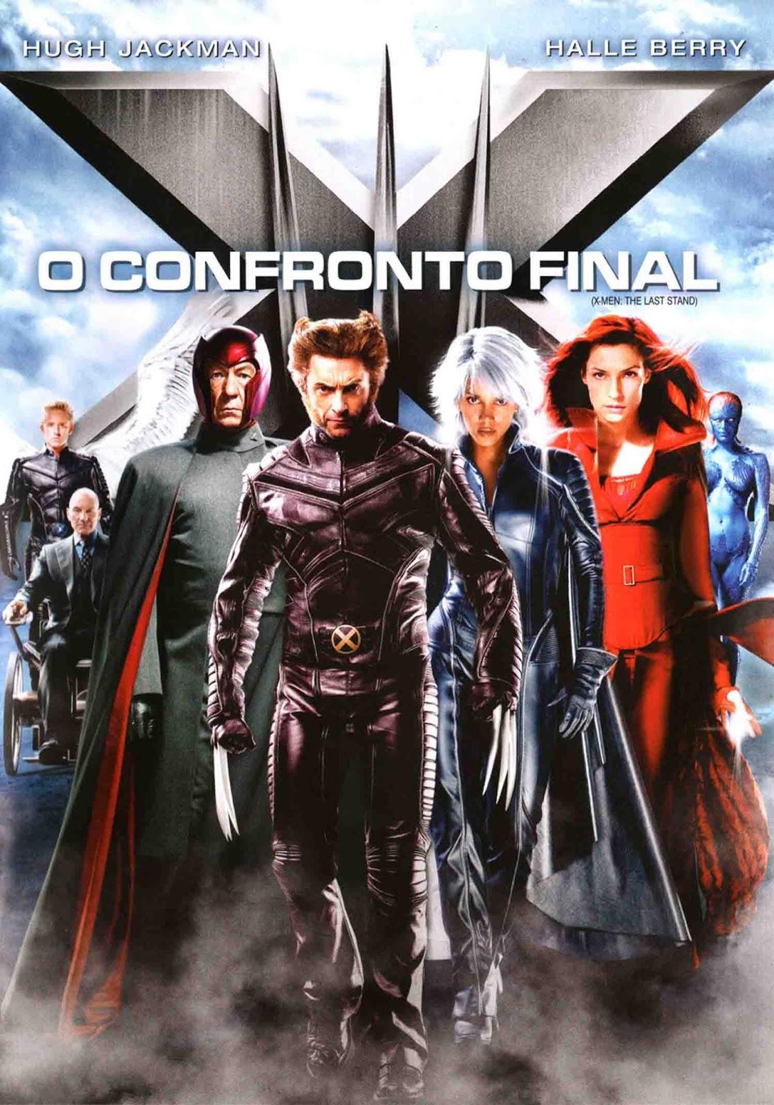 X-Men: O Confronto Final Torrent - BluRay 720p/1080p Dual Áudio