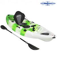 Blue Wave Crest Kayak Green