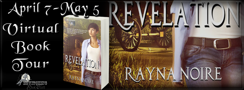 Revelation by Rayne Noire (Guest Blog, Review & Giveaway)