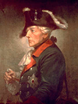 Gay Influence Frederick The Great 1712 1786