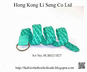Hot Sale Fashion Belts Wholesale - Hong Kong Li Seng Co Ltd