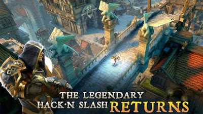 Dungeon Hunter 5 Mod Apk Data Obb Free Full Download