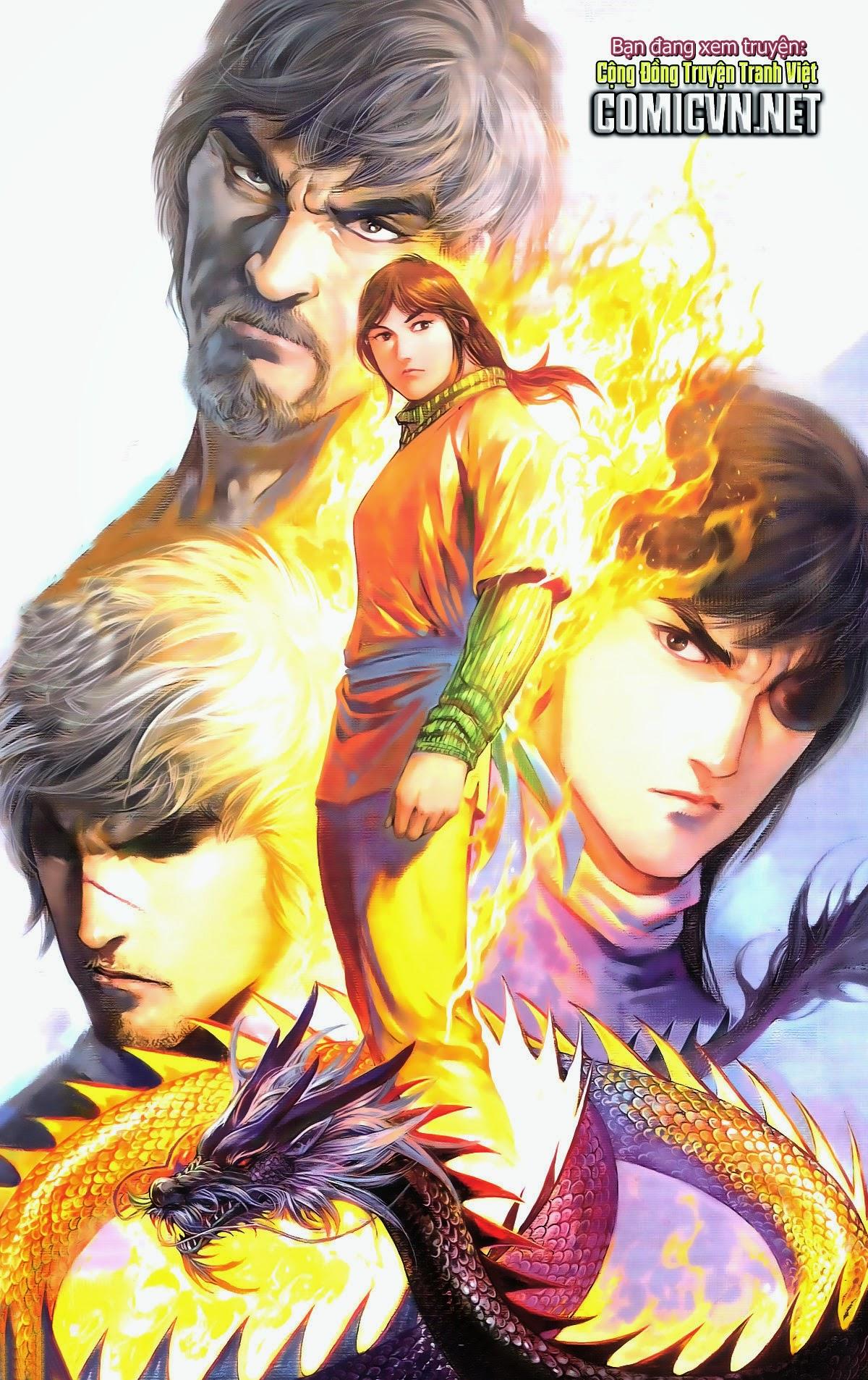 Phong Vân chap 673 Trang 1 - Mangak.info
