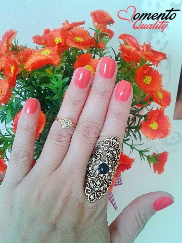 Esmalte Coral Fashion Avon NailWear