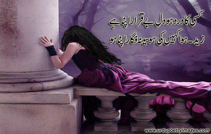 Urdu Dreaming Poetry Best Pictures Ishq