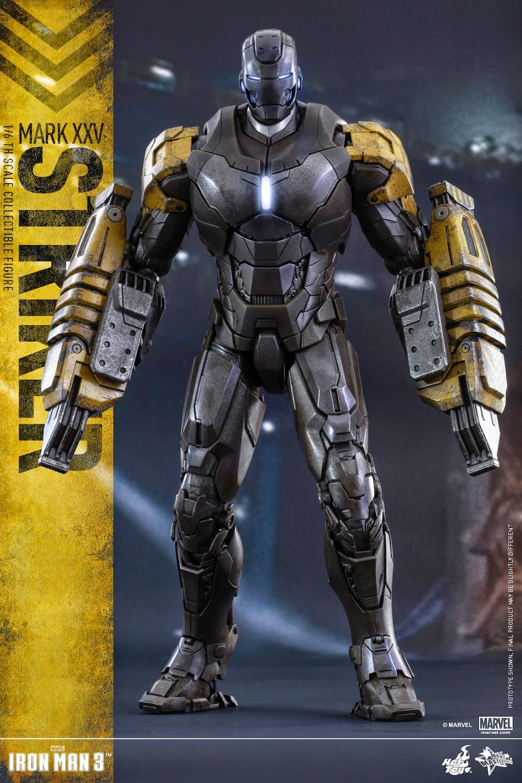 Toyhaven Hot Toys Mms277 Iron Man 3 House Party