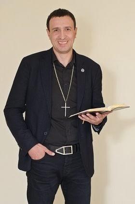 Пастор Анатолий Гильманов