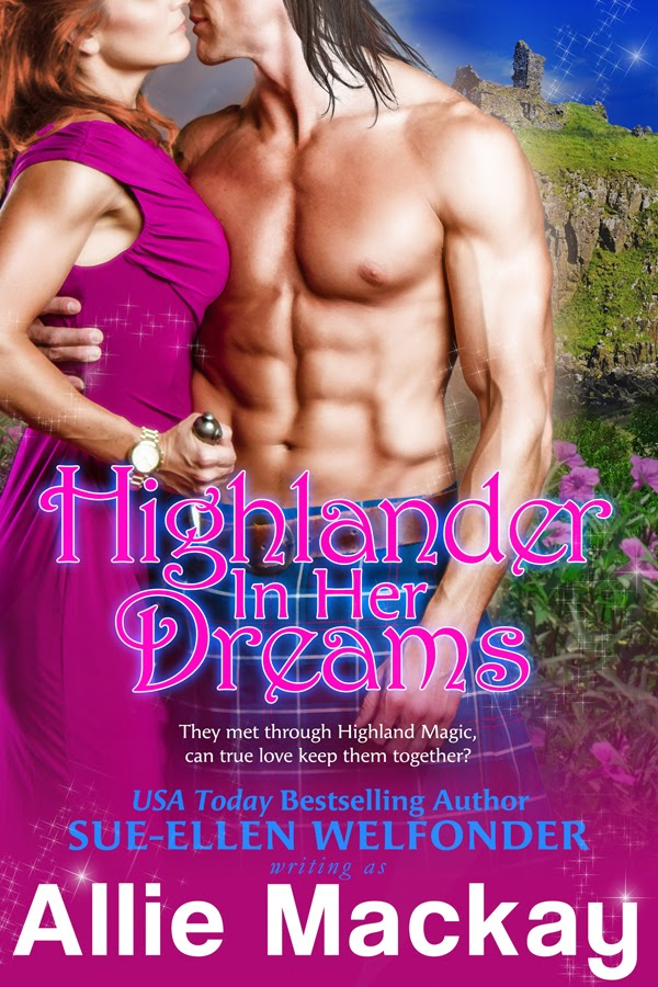 Addicted To Romance Short Book Review Highlander In Her Dreams By